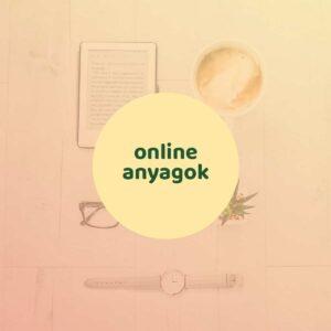 Online anyagok