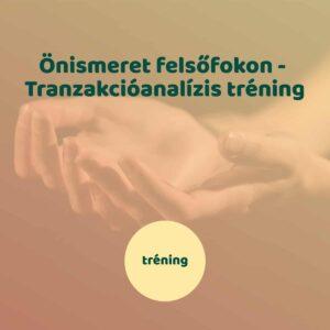 Önismeret felsőfokon Tranzakcióanalízis tréning