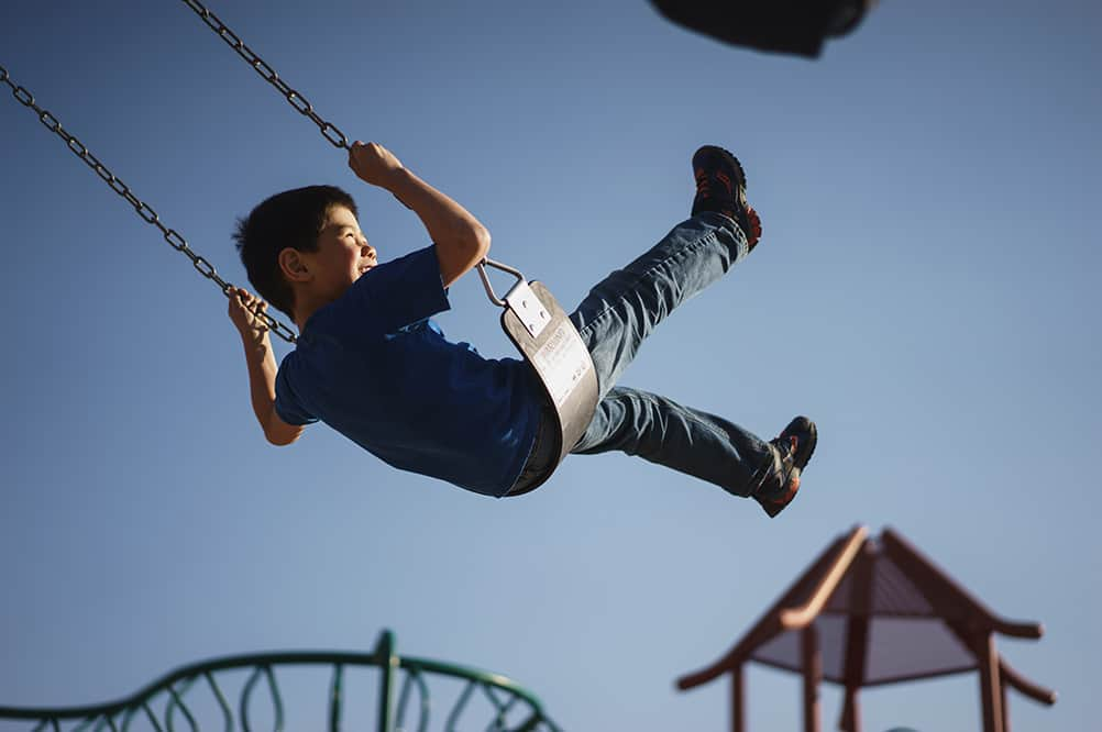Gyermekkori sérülések kialakulása – Újrajátszás